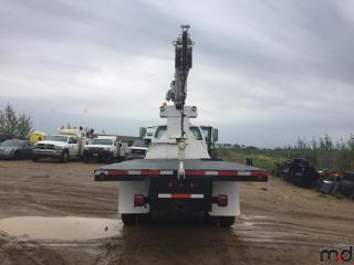 2000 GMC C7500 S/A Boom Truck