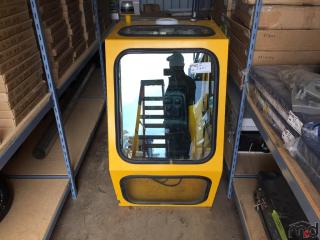 Demonstration Cab for Brofil Cab Filtration System UNRESERVED