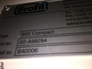 Brofil B10 Compact Cab Pressurization and Filtration System UNRESERVED