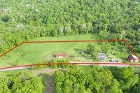 Absolute Guernsey County OH Land Auction   3 Bedroom Home on 5 Acres