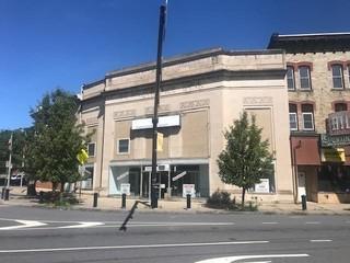 Corner Commercial Building, Scranton PA