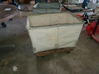 2 - Laundry carts