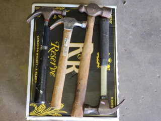 4 - Hammers