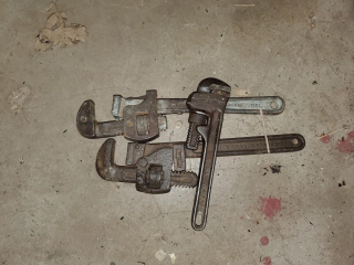 3 - Pipe Wrenches