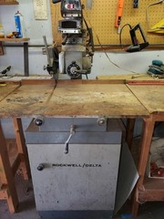 Delta Rockwell Radial Arm Saw w/ stand