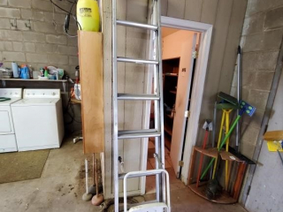 8' Keller Mo. 3116 extension ladder