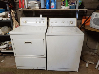 Kenmore 90 Series Dryer