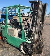 1996 Mitsubishi FGC30B Forklift