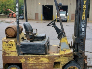 1994 Hyster S50XL Forklift
