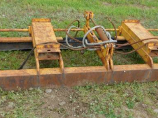 Hydraulic Material Grapple