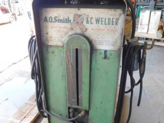 A.O. Smith AC Welder