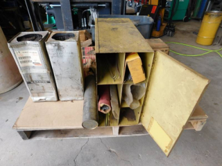 Large Assortment of Welding Rods