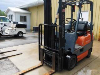 Toyota 6FGCU15 Forklift