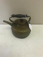 Antique/ Vintage Copper Kettle Simplex Patent Kettle Guaranteed Solid Copper, made in England