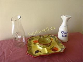 Pottery & Glass