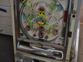 Nishijin Pachinko Game, Requires repair