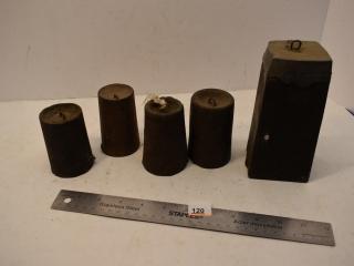 5 - weights