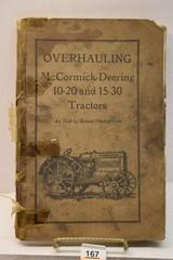 Overhauling McCormick-Deering 10-20 and 15-30