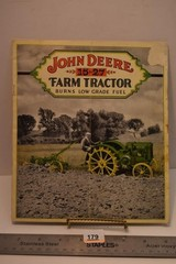 John Deere 15-27 Farm Tractor Advertising Flyer