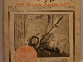 1918 Automobile Topics Vol. L. No. 2 - The Trade