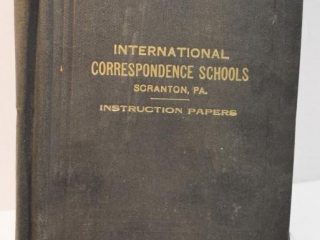 International Correspondence Schools Manual of
