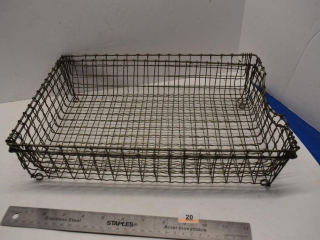 2 - wire baskets