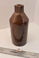 Odd and unusual bottle with spout
