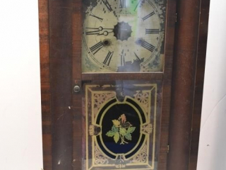 New Haven Clock -pendulum and key (Unknown