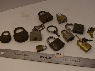 Misc. Old Locks