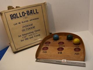 Bolo-Ball Game