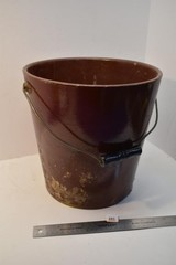 United Indurated Fiber Co. Pail USA