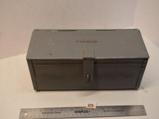 Fordson metal Tool Box