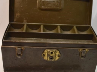 Kennedy Metal Cash Box