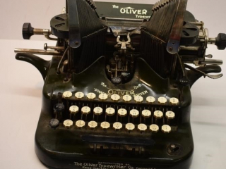 Oliver #5 Visible Typewriter