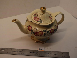 Sadler England Tea Pot
