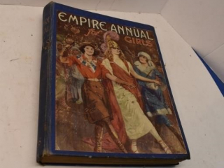 Empire Annual For Girls dated 1925
