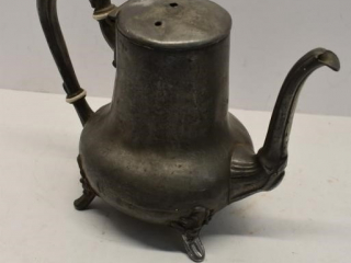 Handmade Metal Coffee Pot