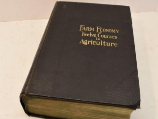 """Farm Economy"" Twelve Courses in Agriculture book"
