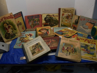 Vintage Kids Books