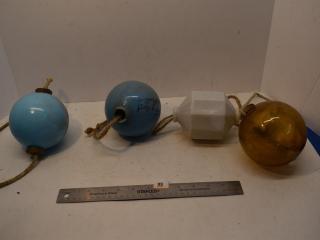 4 - Lightning Rod Globes