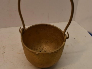Small Cast Pot