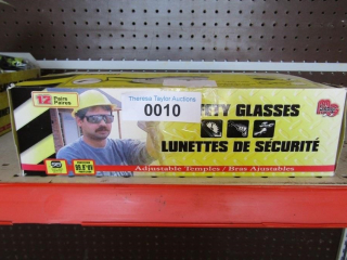 MG Work Horse safety glasses box of 12