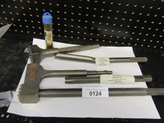 Hammer drill concrete tool accessories