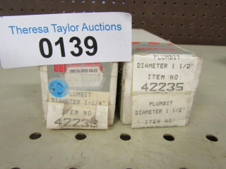 "Plumbit Diameter 1-1/4"" Item # 42232 And another"