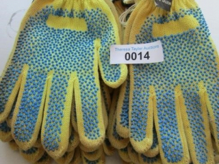 10 pairs Kevlar work gloves MSRP $7.25 each