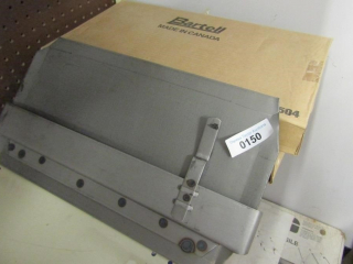 3- boxes -Bartell:Float Blade for power trowel 48'
