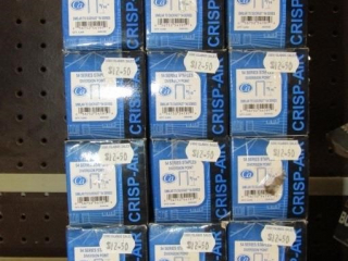 16 boxes of Crips-Air 54 series staples