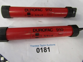 Pair of Concrete drill bit for impact driver 5/8