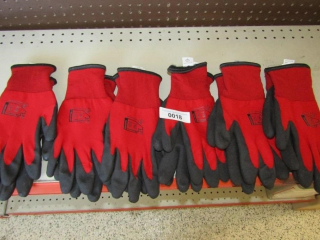 Superior Glove XL  Deterity 6 pairs work gloves