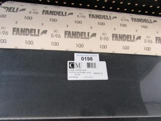 CM Code CP 152-100 F  34 sheet Gritt 100